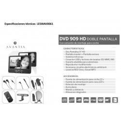 DVD 909 HD